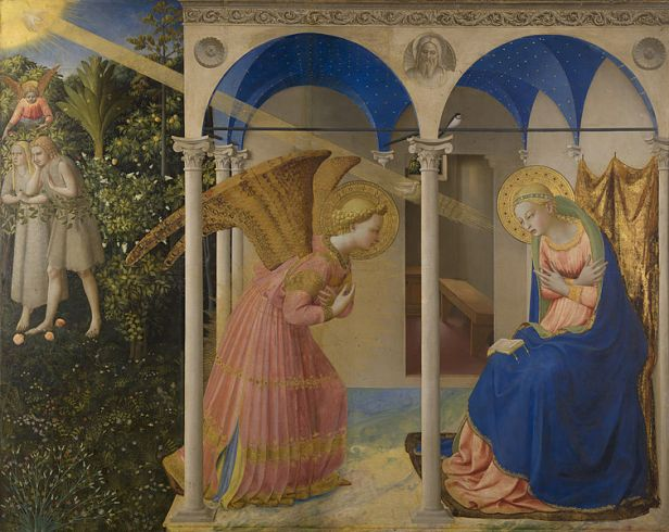 754px-La_Anunciación,_by_Fra_Angelico,_from_Prado_in_Google_Earth_-_main_panel